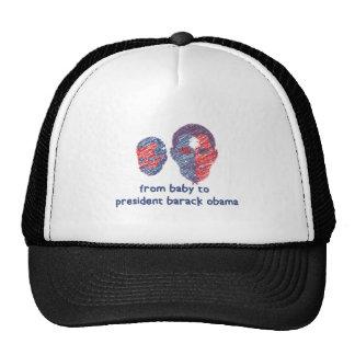 92.BABY-TO-PRESIDENT TRUCKER HAT