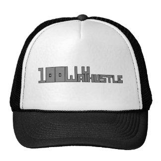 #92 (black outlines) hat
