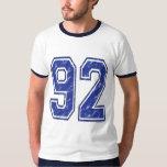 92 Custom Jersey T-Shirt