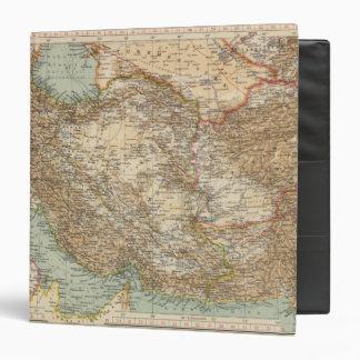 "92 Persia, Afganistán Carpeta 1 1/2"""