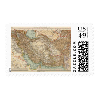 92 Persia, Afghanistan Stamps
