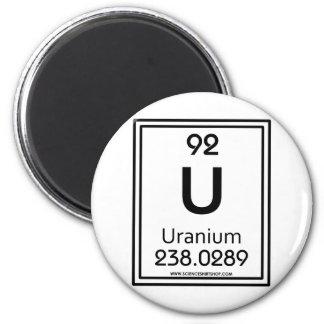 92 Uranium Magnet