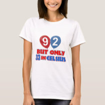 92nd birthday designs T-Shirt