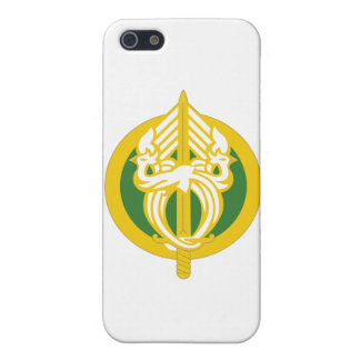 92nd Military Police Battalion Insignia iPhone 5 Cover