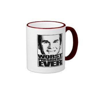 930worstwhite ringer coffee mug