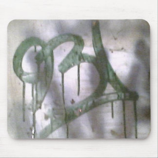 931 AREA CODE MOUSE PAD