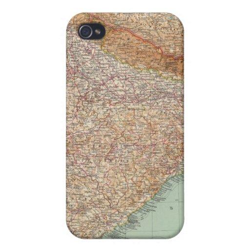 9394 India iPhone 4 Case