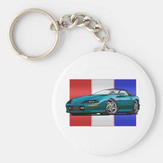 93-97 Camaro Keychains