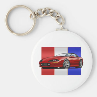 93-97 Camaro Keychain