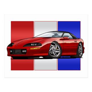 93-97 Camaro Postcard