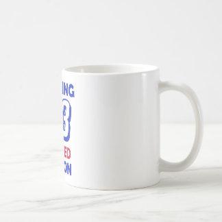93 Birthday Design Coffee Mug