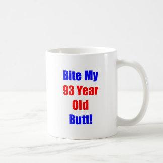 93 Bite My Butt Coffee Mug
