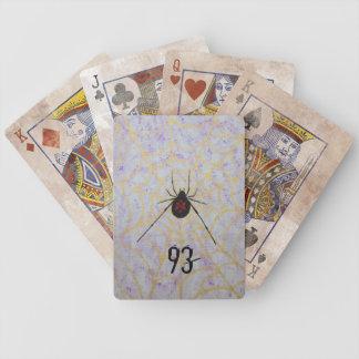 93 Redback Playing cards