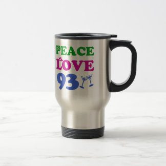93 year gift designs travel mug