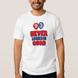 93 year old birthday designs T-Shirt