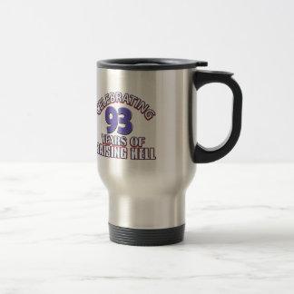 93 year old designs travel mug