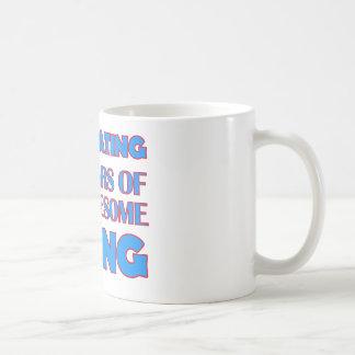 93 years old birthday designs coffee mug