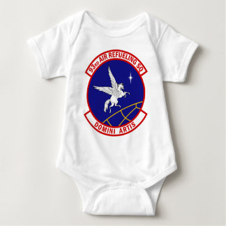 93rd Air Refueling Squadron - Domini Artis Baby Bodysuit