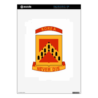 93rd Armored Field Artillery Skins For iPad 2