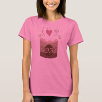 93rd Birthday Gift Ideas For Her T-Shirt