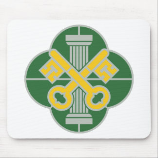 93rd Military Police Battalion - DUI Mouse Pad