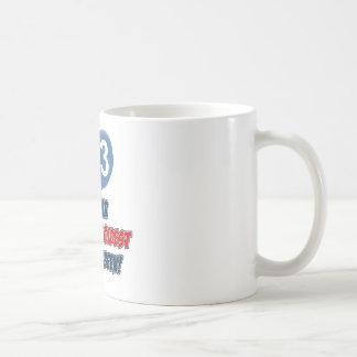93rd year old birthday gift coffee mug