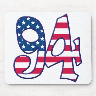 94 Age USA Mouse Pad