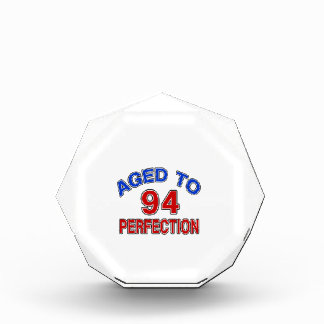 94 Aged To Perfection Award
