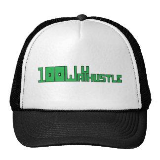 #94 (black outlines) mesh hats