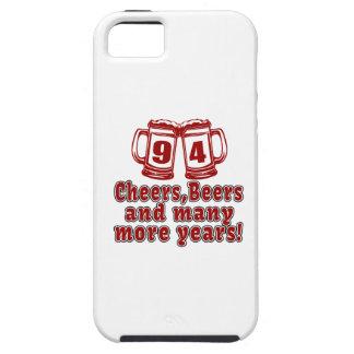 94 Cheers Beer Birthday iPhone SE/5/5s Case