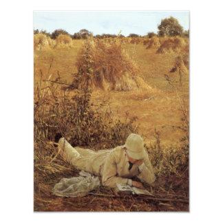 94 Degrees in the Shade, Sir Lawrence Alma Tadema Custom Invitation