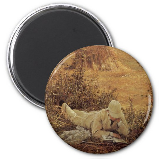 94 Degrees in the Shade, Sir Lawrence Alma Tadema Magnet