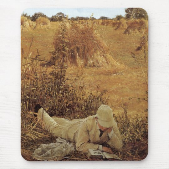 94 Degrees in the Shade, Sir Lawrence Alma Tadema Mouse Pad