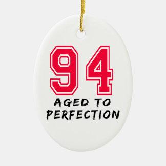94 envejeció al diseño del cumpleaños de la perfec ornamentos para reyes magos
