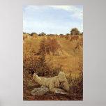 94 grados en la sombra, sir Lorenzo Alma Tadema Posters