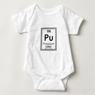 94 Plutonium Baby Bodysuit