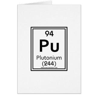 94 Plutonium Cards