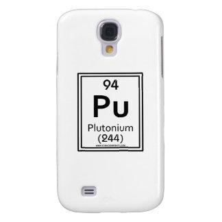 94 Plutonium Galaxy S4 Cover