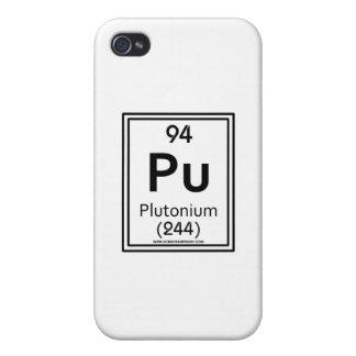 94 Plutonium iPhone 4 Cases