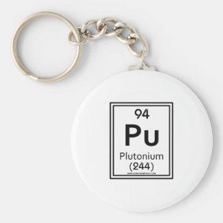 94 Plutonium Key Chains