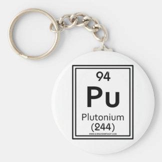 94 Plutonium Keychain