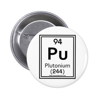 94 Plutonium Pin