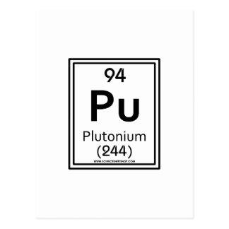 94 Plutonium Post Card