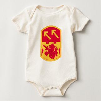 94th air defense artillery brigade baby bodysuit