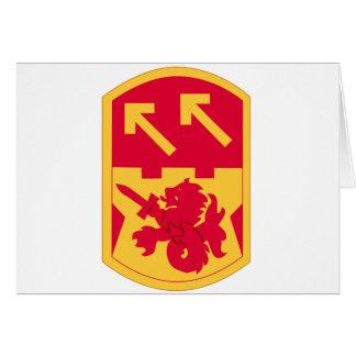 94th air defense artillery brigade greeting cards