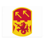 94th Air Defense Artillery Brigade Postcard