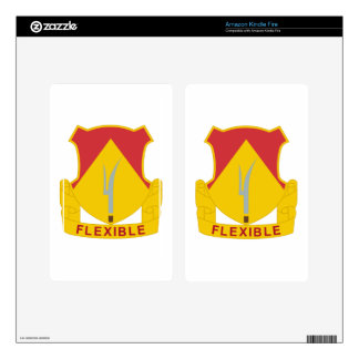 94th Armored Field Artillery Decals For Kindle Fire