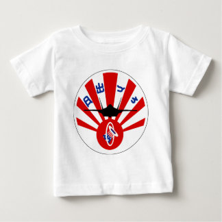 94th Fighter Squadron - F22 - Japan Baby T-Shirt
