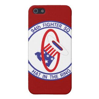 94th Fighter Squadron iPhone SE/5/5s Case