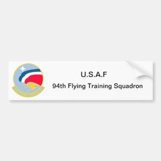 94th Flying Training Squadron Bumper Sticker